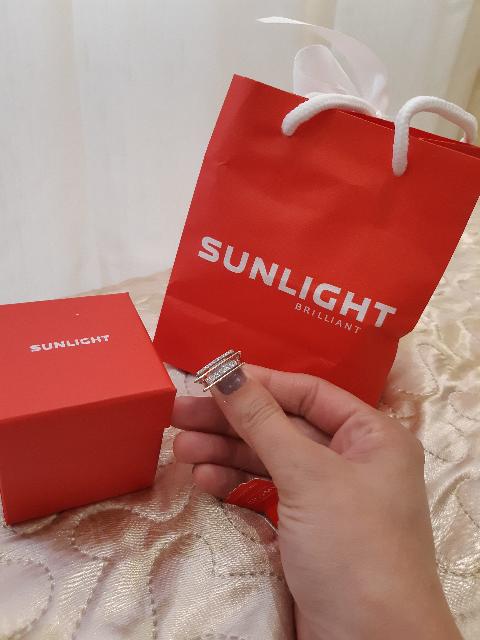 Sunlight всегда радует. Хотело что- то необычное, и нашла.