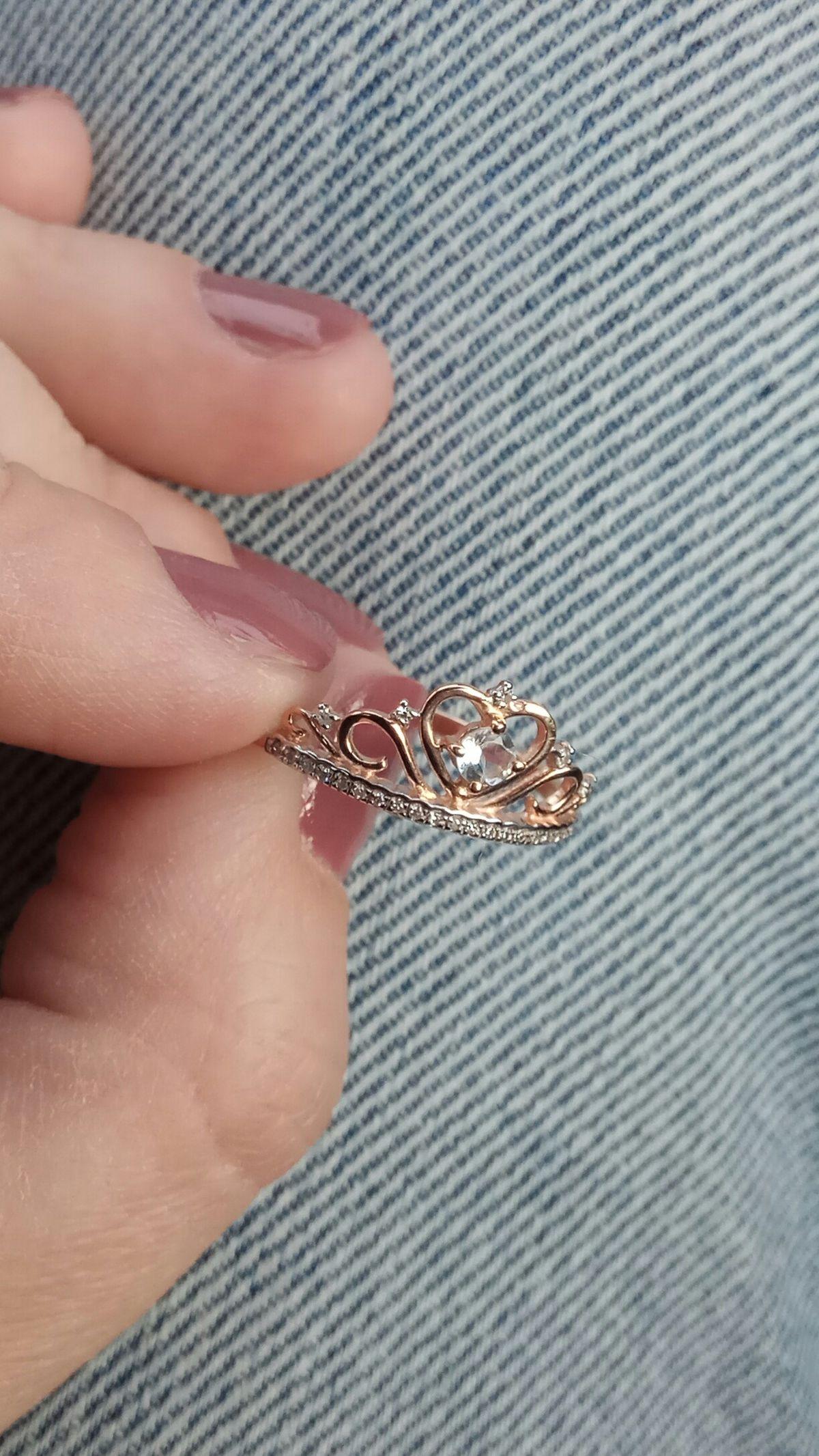 Кольцо королевы 👸