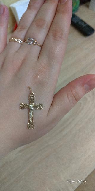 Красивый мужской крест 😍
