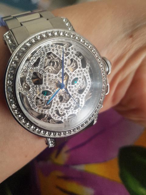 Часы скелетоны