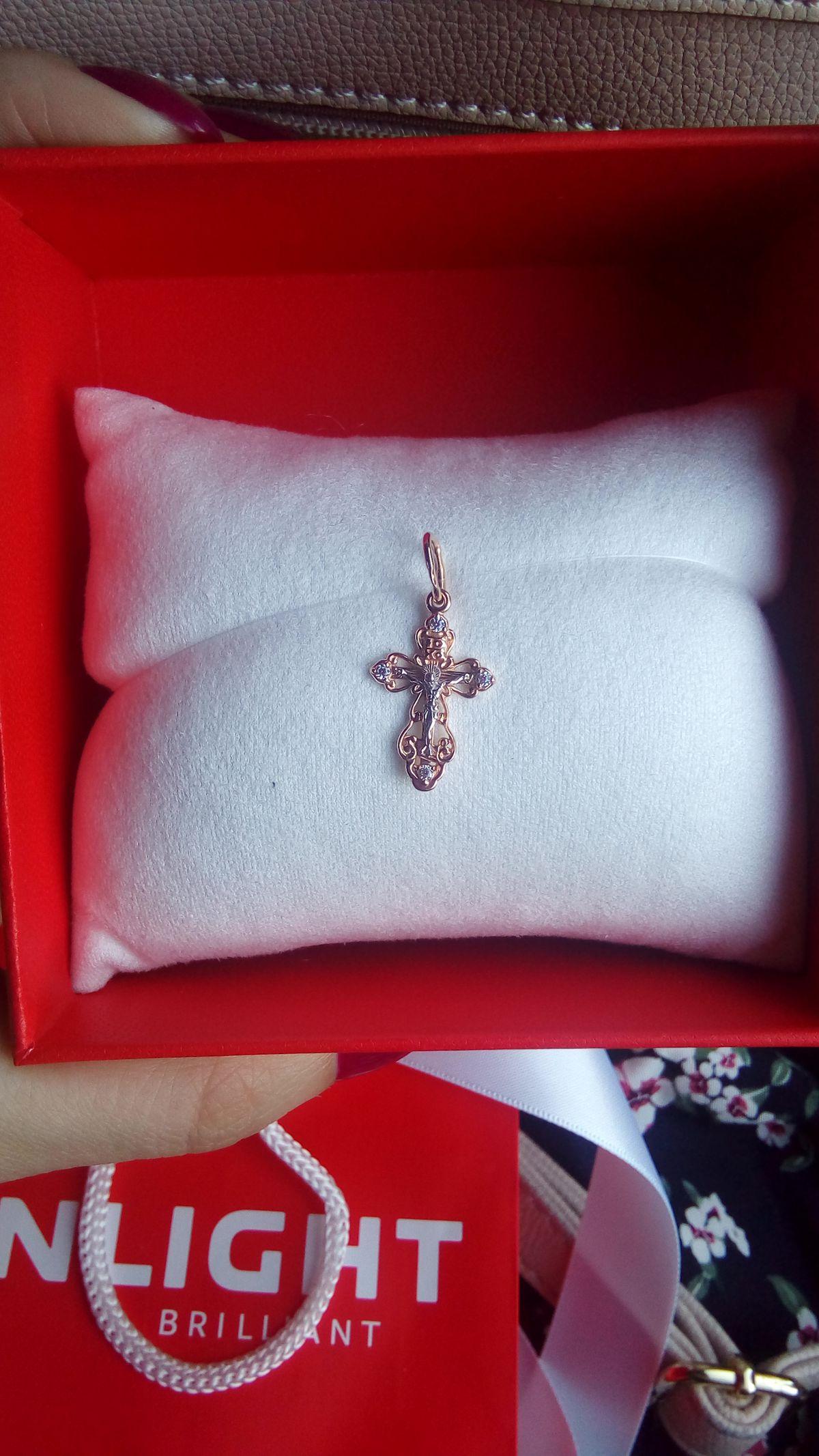 Подарок на крестины для прелестной девочки)