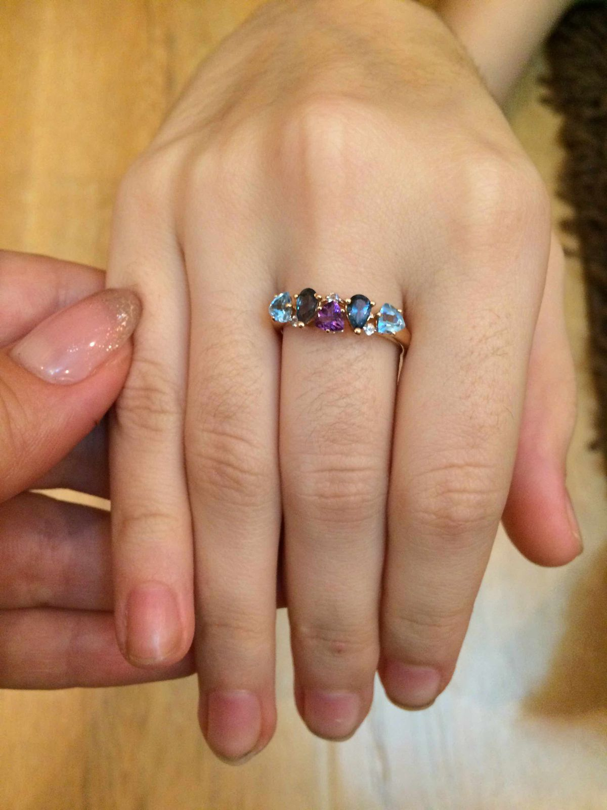 Безумно красивое кольцо , очень понравилось