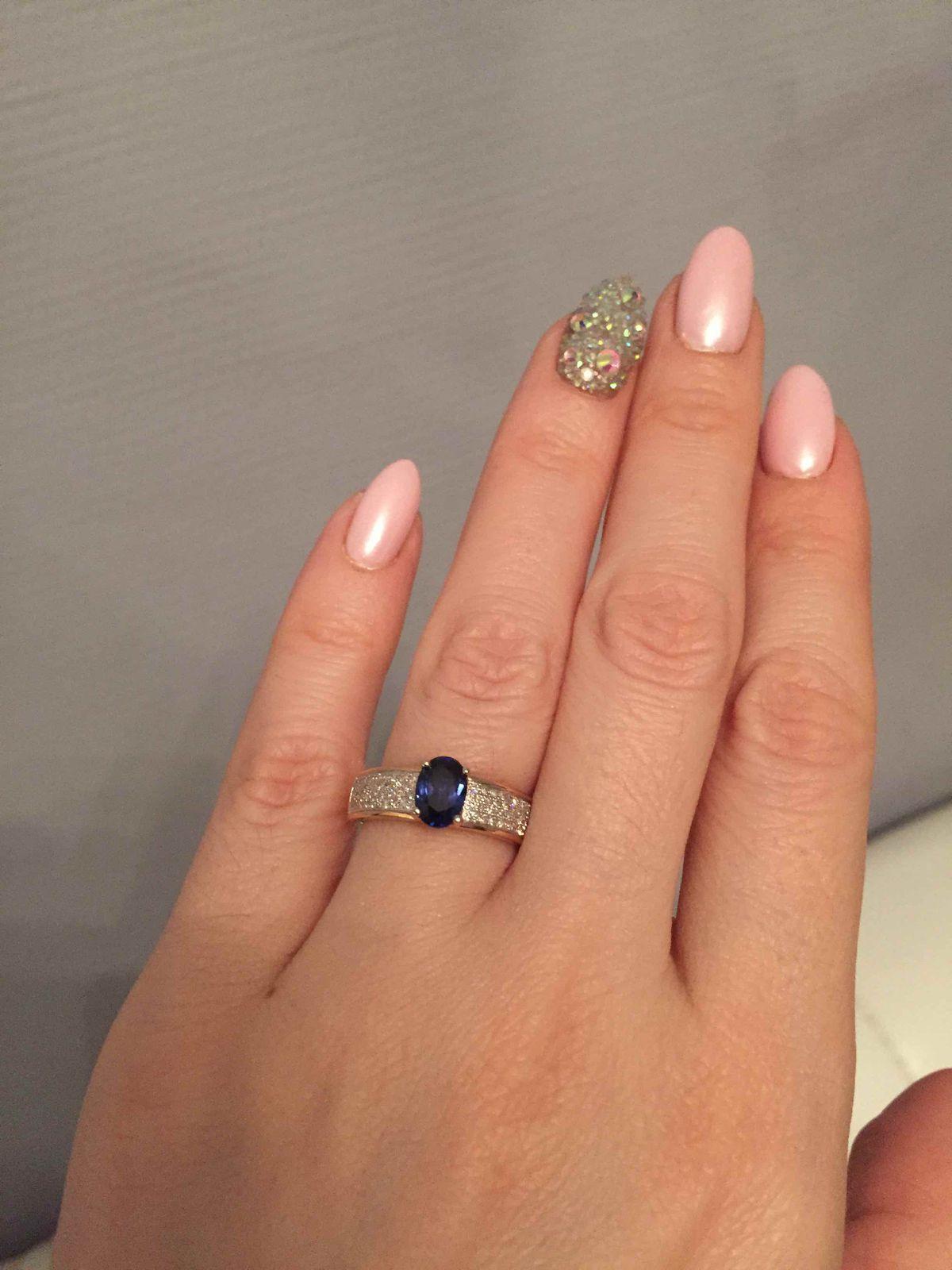 Кольцо,  в которое я влюбилось😍