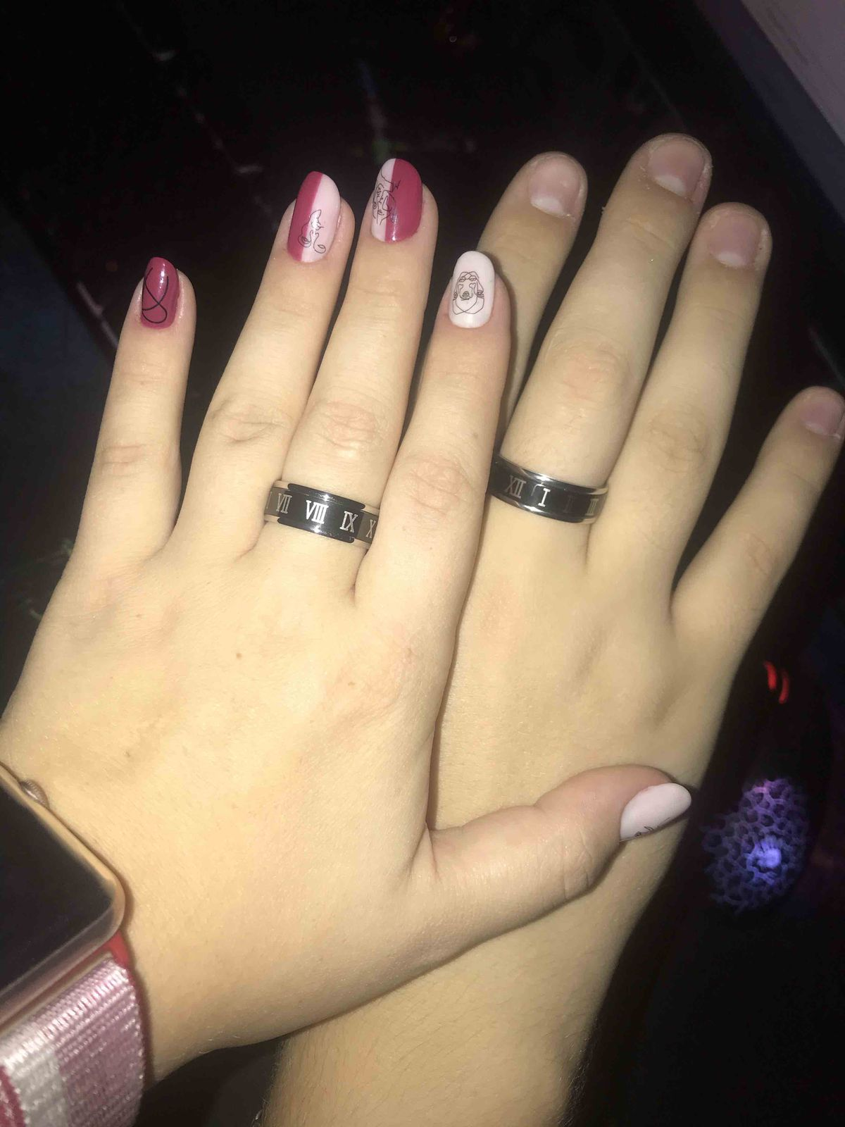 Отличные кольца