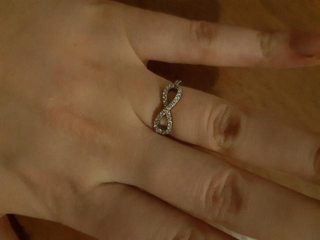 Кольцо я это очень давно хотела