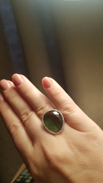 Алпанит -нежный и красивый камень