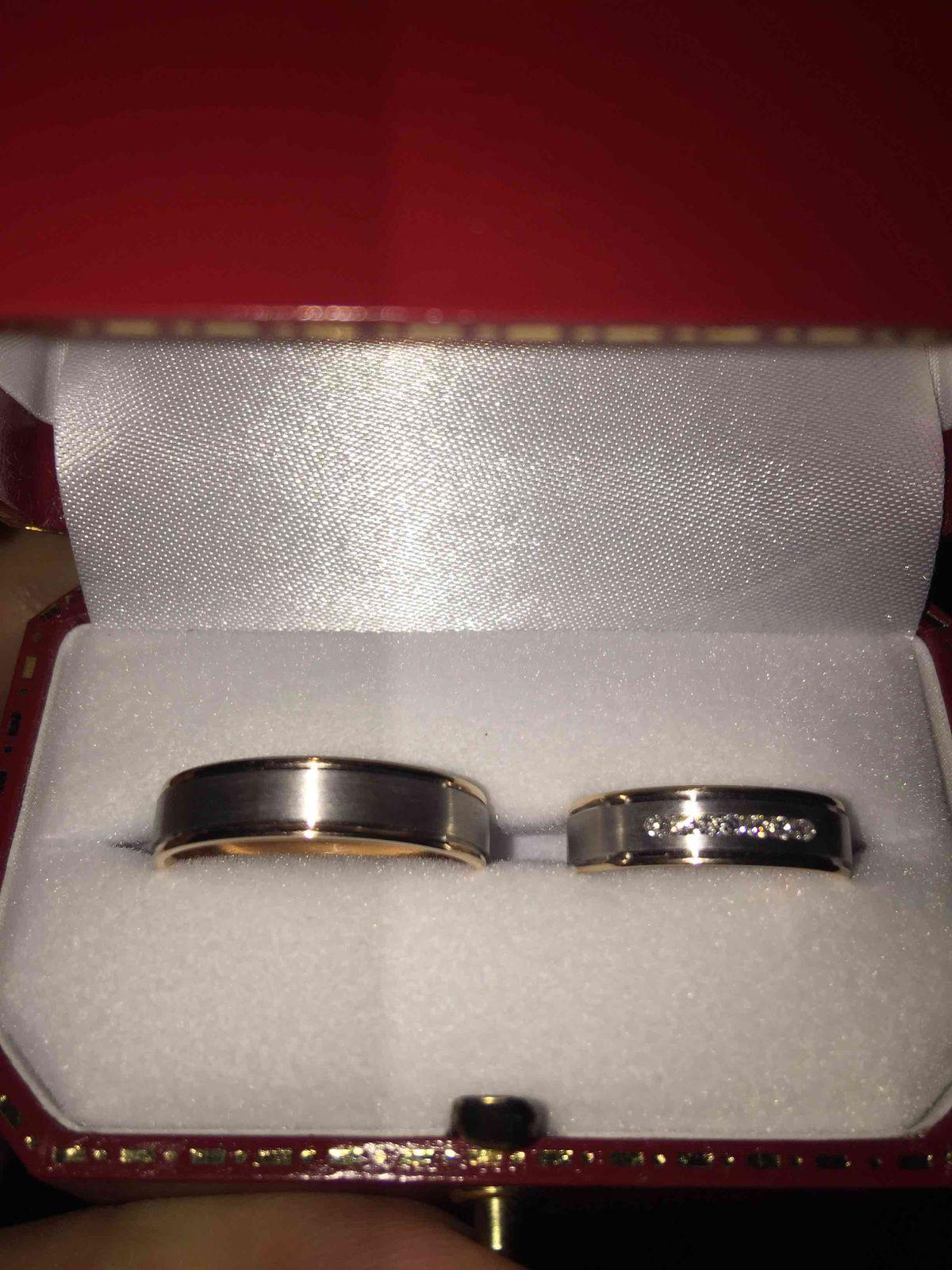 Самое лучшее кольцо, я в восторге.