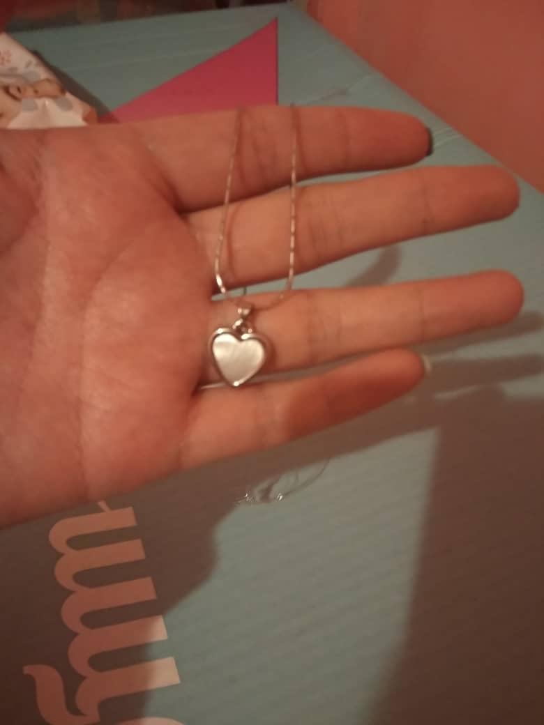 Подарок сестре серебрянная цепь