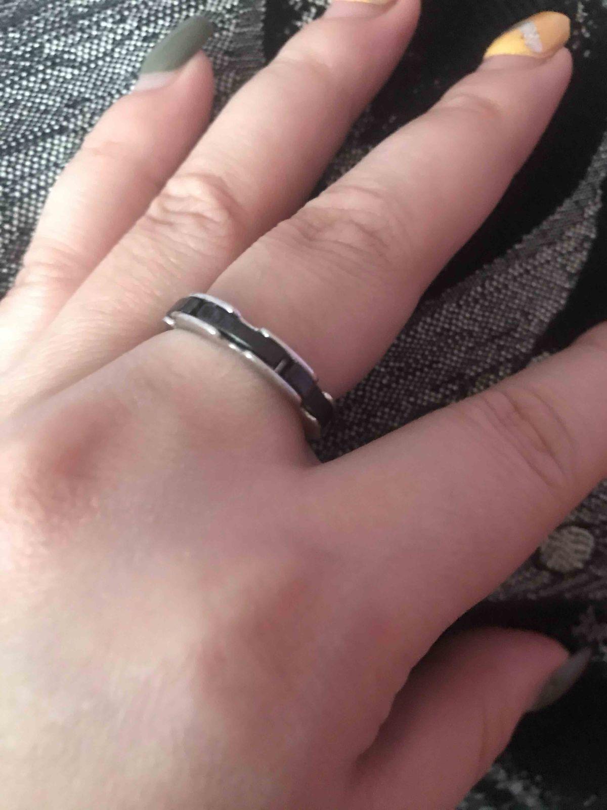 Необычно интересное кольцо