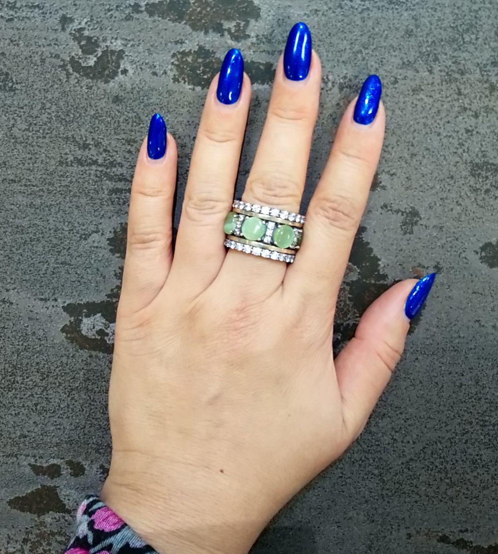 Очень занимательное кольцо