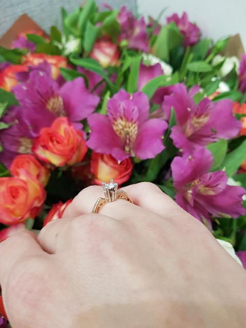Кольцо для королевы
