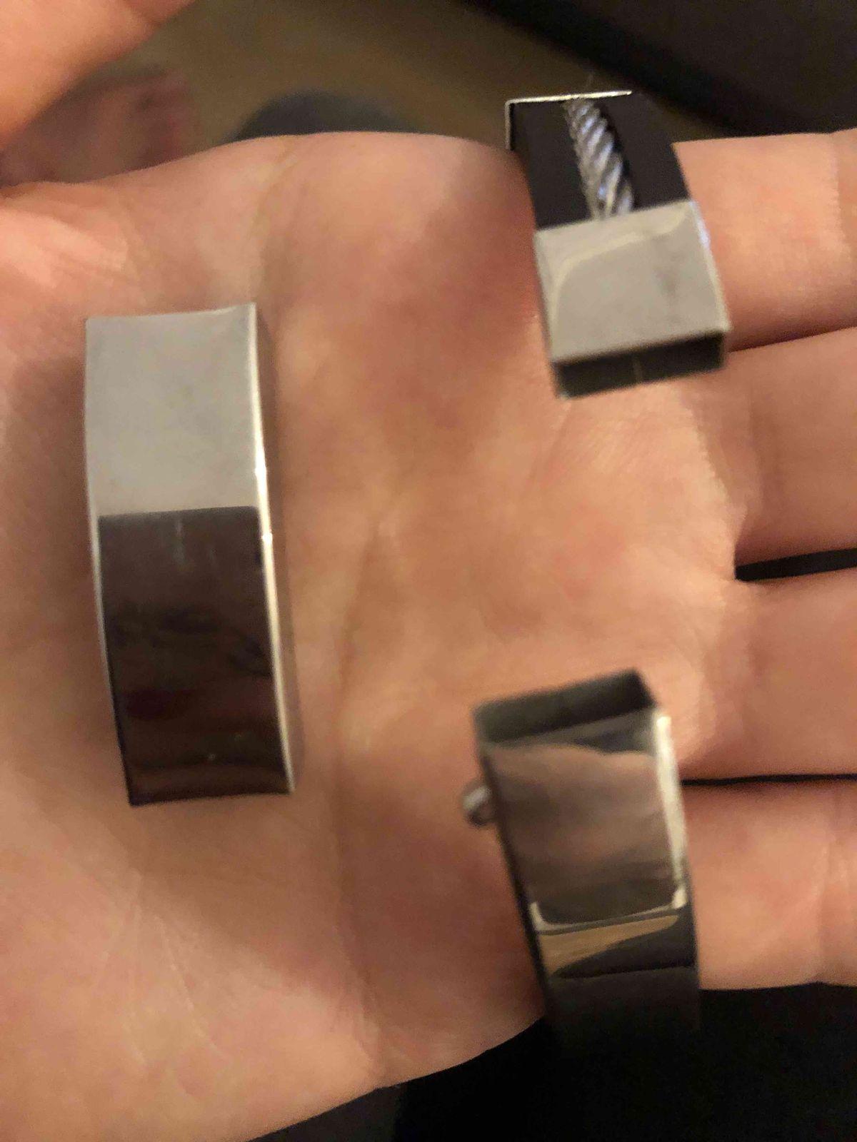Стильный браслет, но сломался через неделю носки