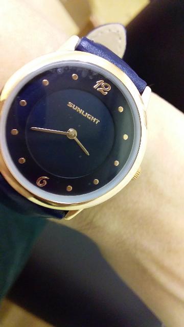 Часы приятные