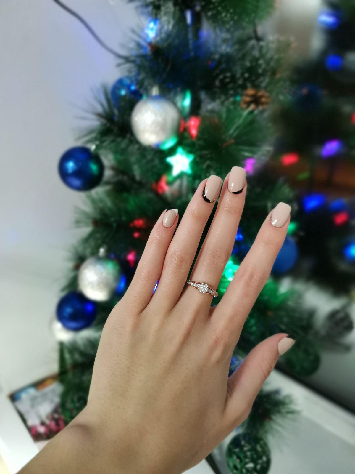 Кольцо с бриллиантами Якутии