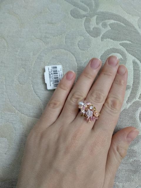 Не кольцо, а нежность!