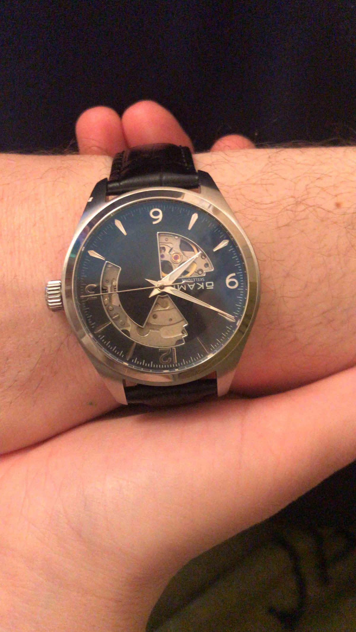 👍 крутые часы!!!