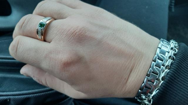 Магическое кольцо.