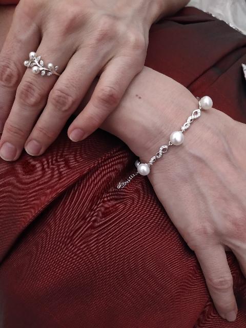 Изящный браслет, жена довольна