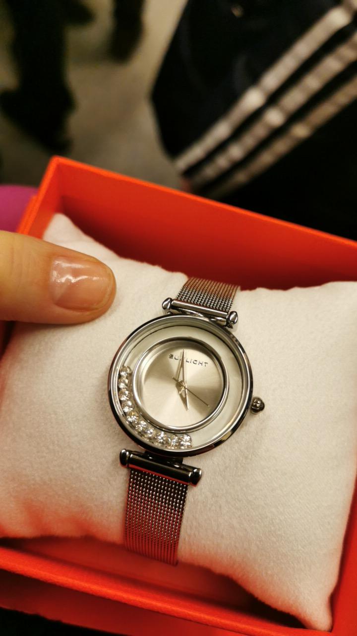 У Вас самые лучшие часы!