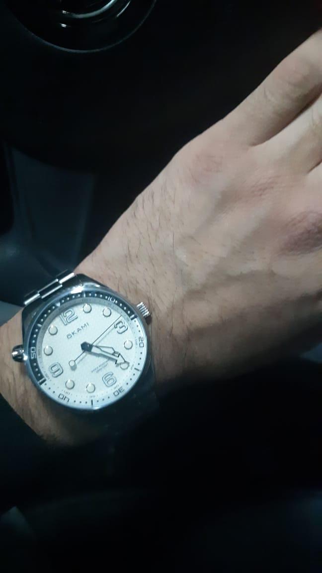 Крутые часы, очень впечатлили