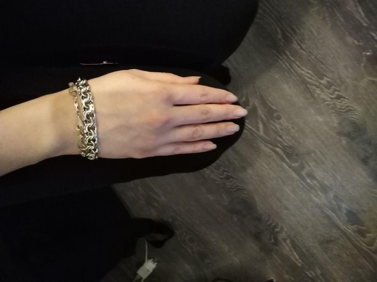 Красивый мужской браслет