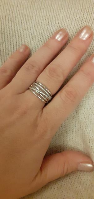 Кольцо, которое не разочаровало))