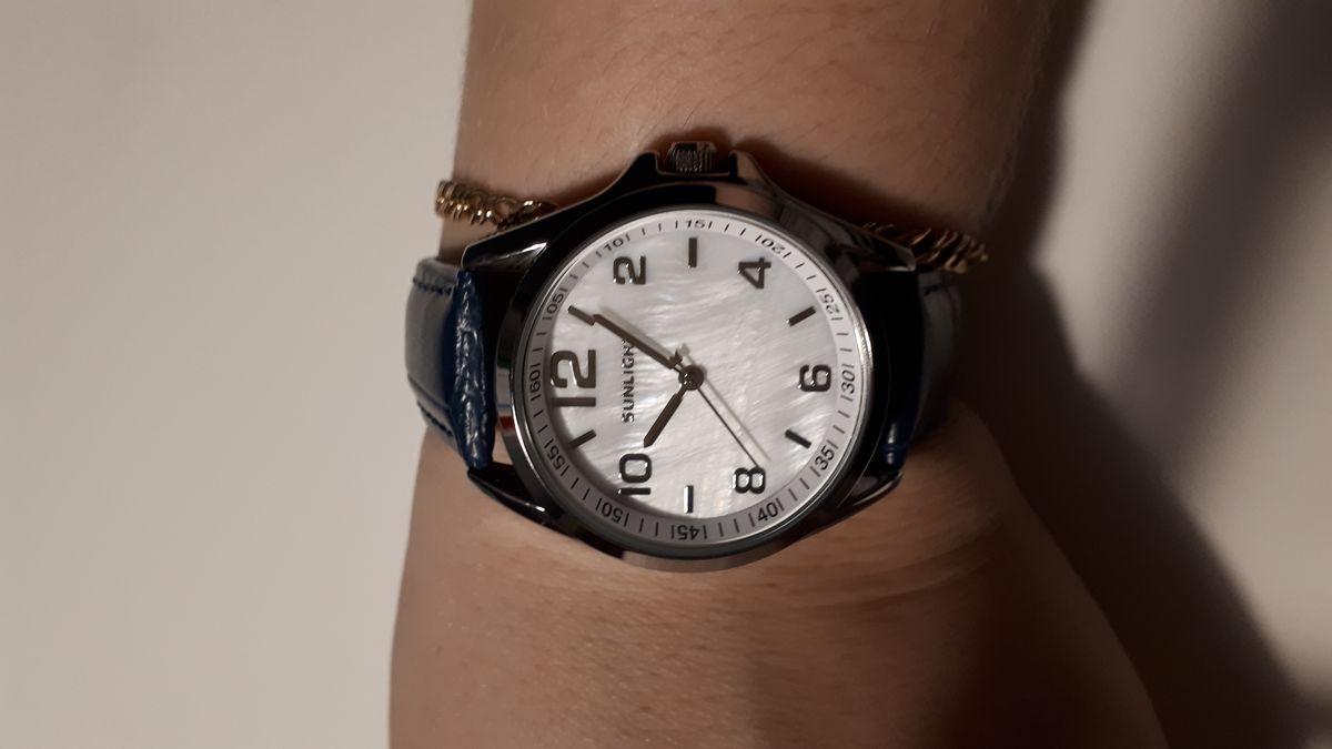 Женские наручные часы S350ASW-01LN