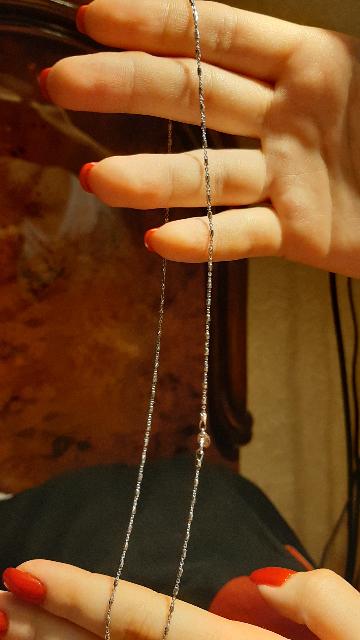 Цепочка из серебра