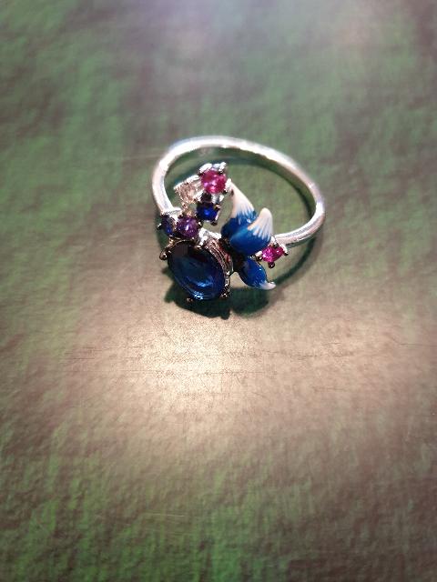Изумительное кольцо)