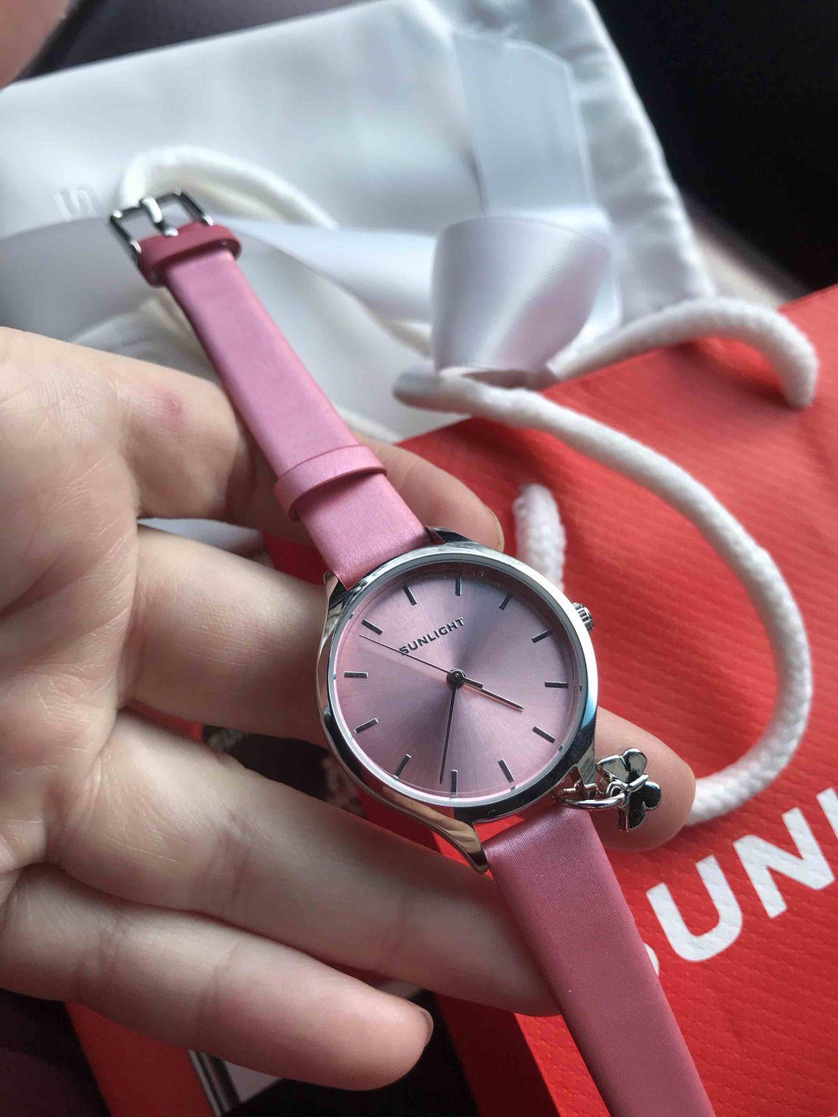 Стильные часы для девушек