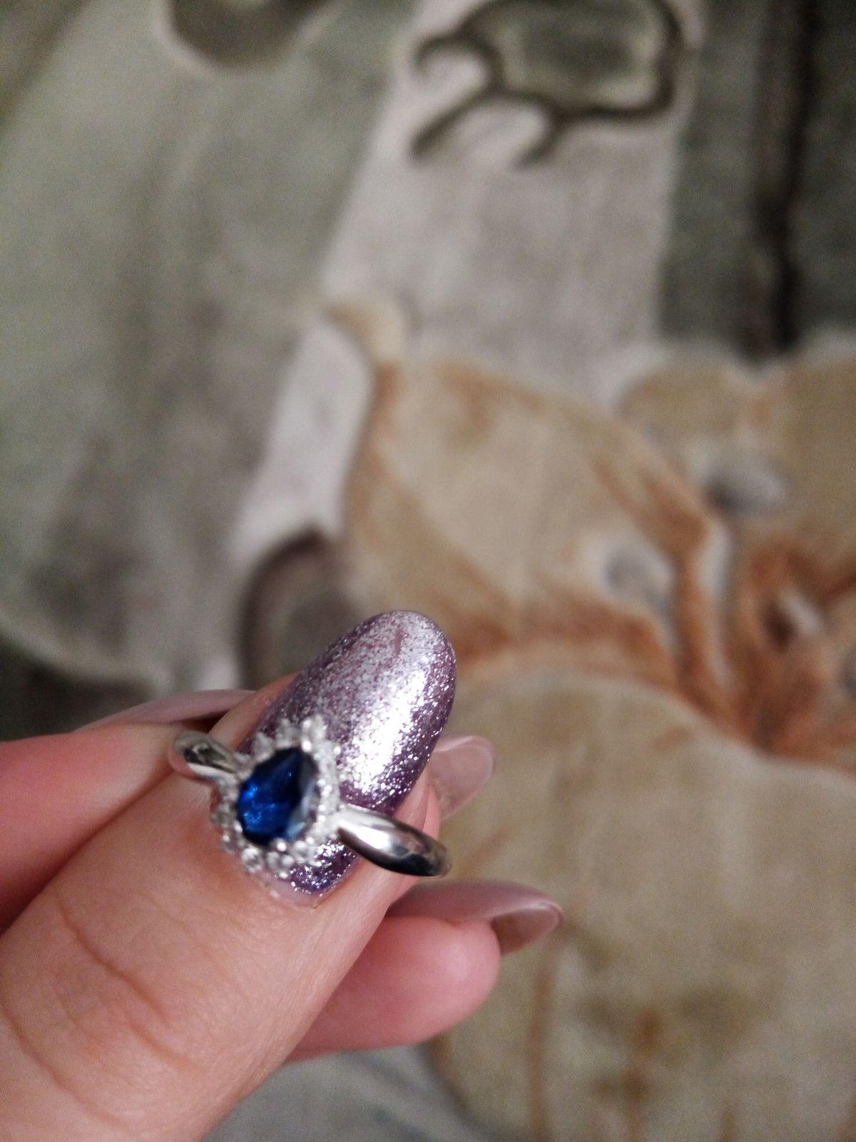 Пракрасное кольцо!