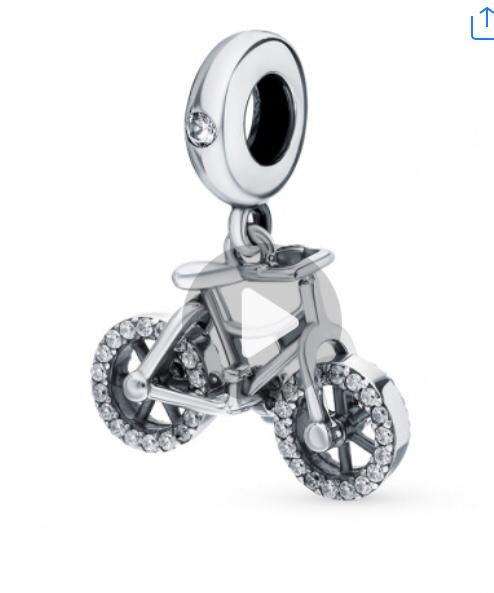Шарм «Велосипед»