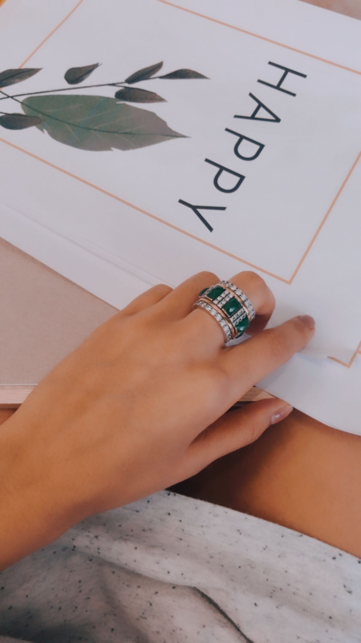 Очень красивое, яркое кольцо! не останетесь не замеченными