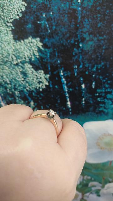 Великолепный комплект с бриллианттами
