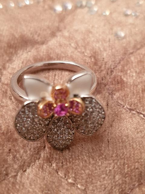 Кольцо как подарок от птицы феникс