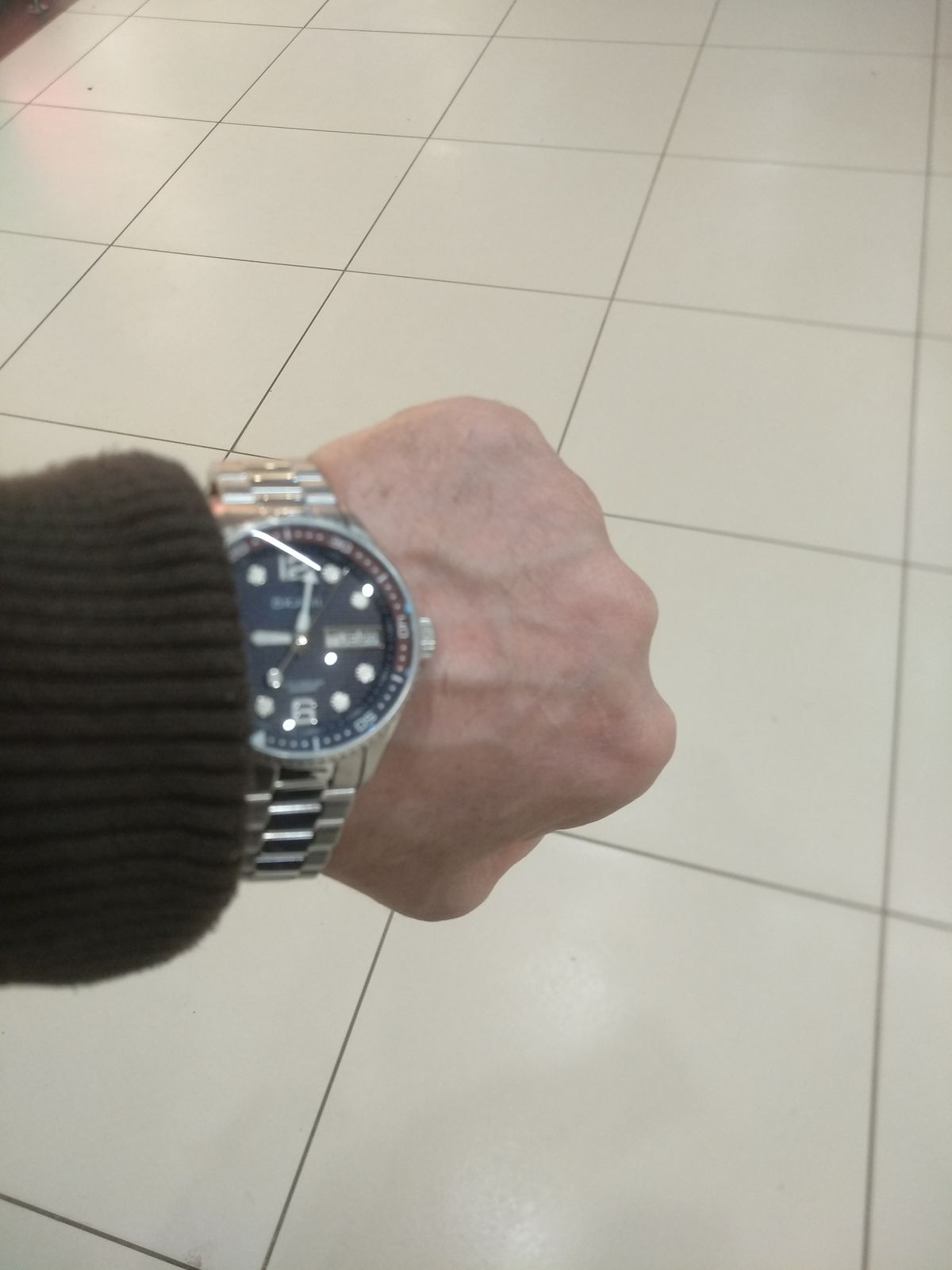 Часы обалденные