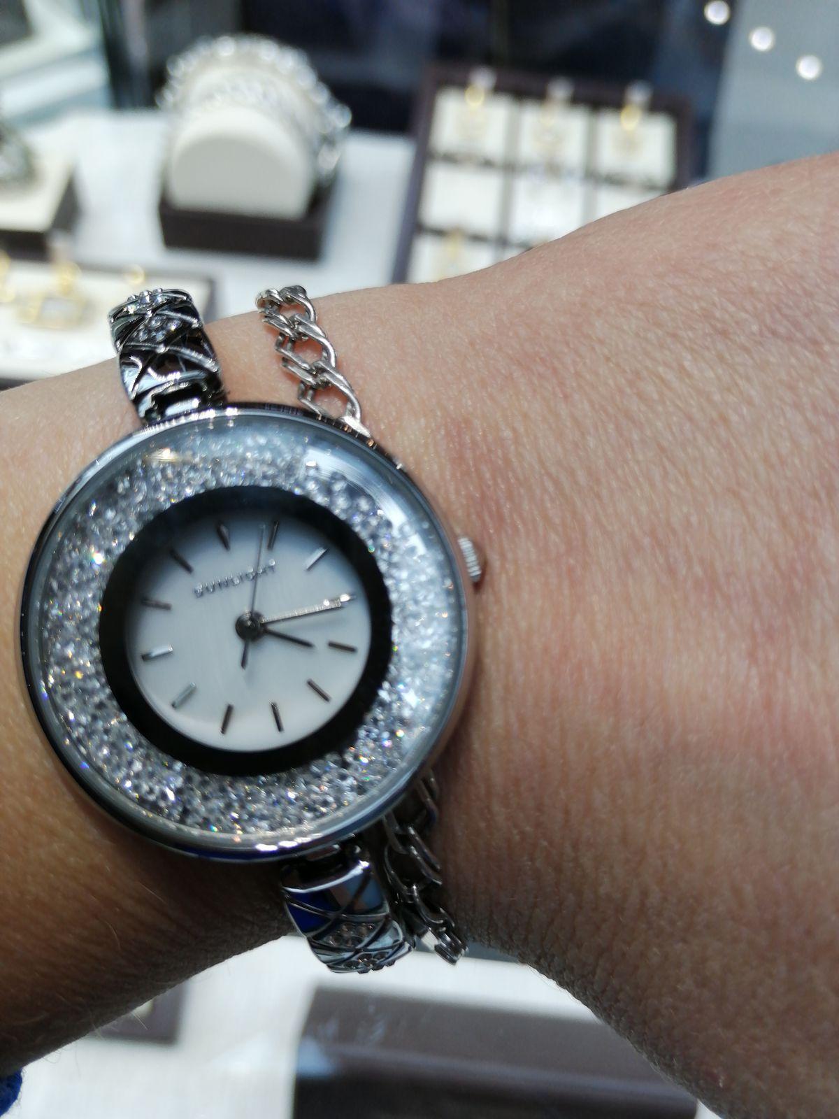 Часы космические