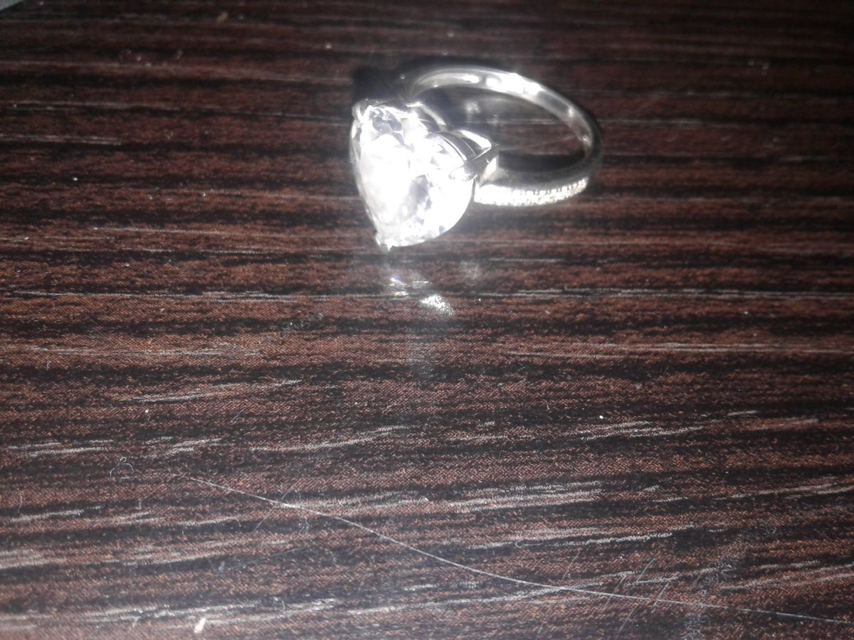 Кольцо серебро с феонитом