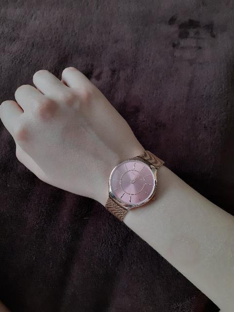 Не зря приобрела эти часы!