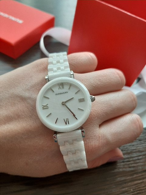 Часы керамика на лето)