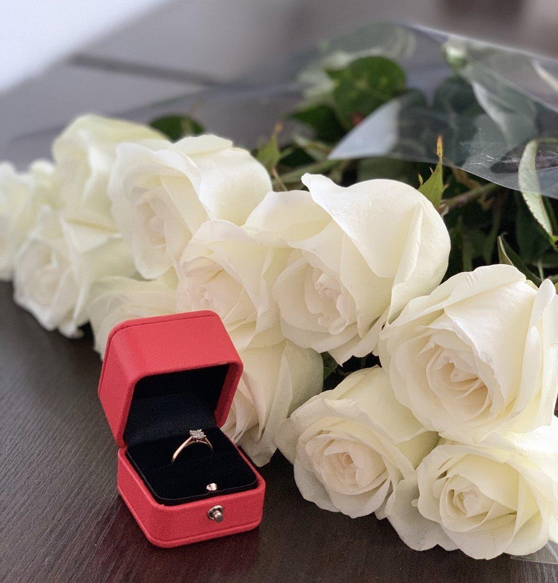 Прекрасное кольцо для предложения❤️
