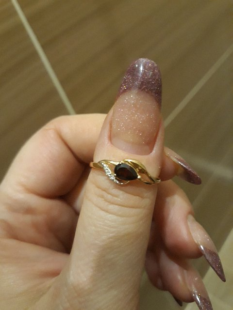 Идеальное кольцо)))