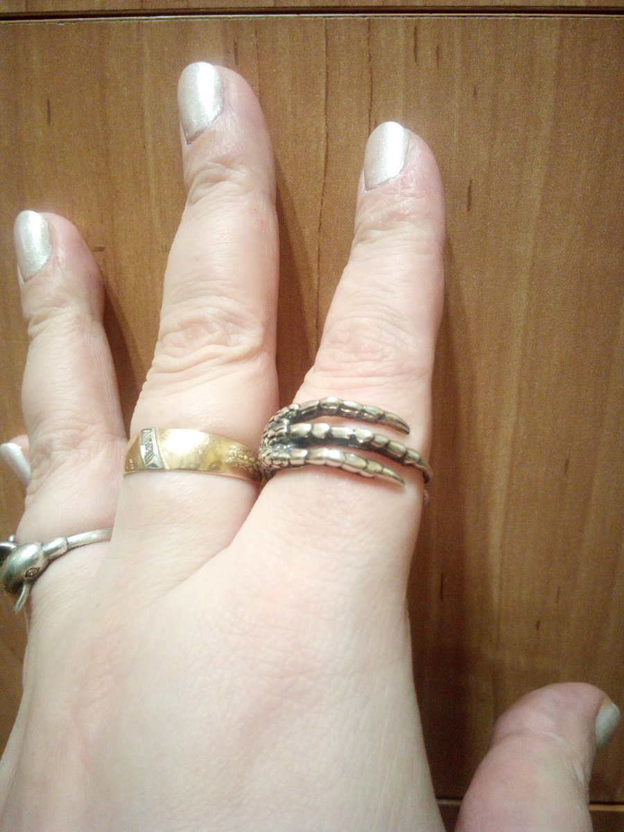 Аригинальное кольцо.