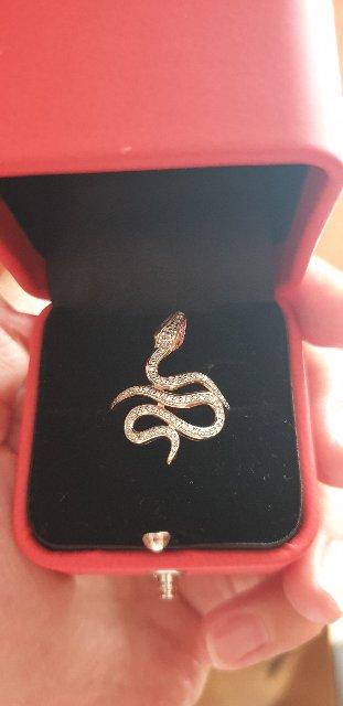 Кольцо с бриллиантами,моя мечта)