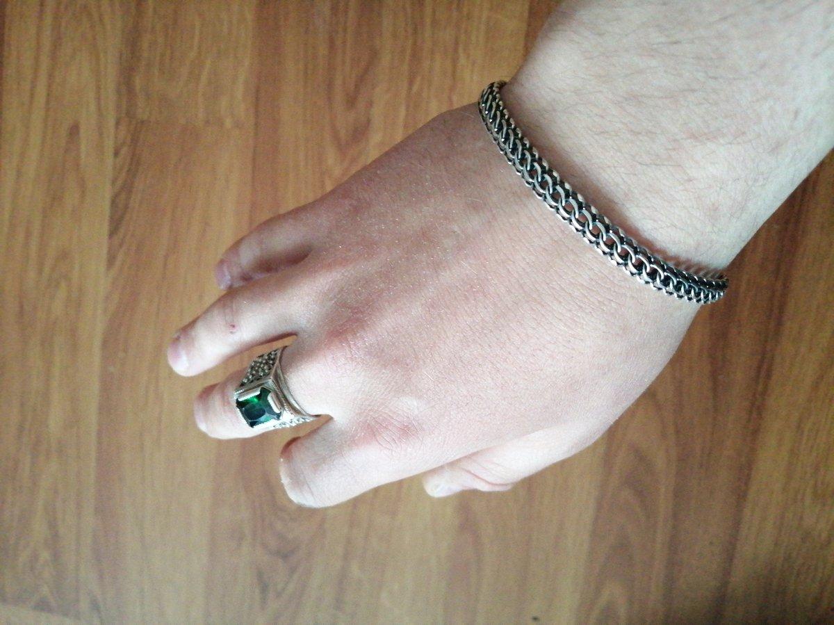 Шикарный браслет, очень вежливый продавец!