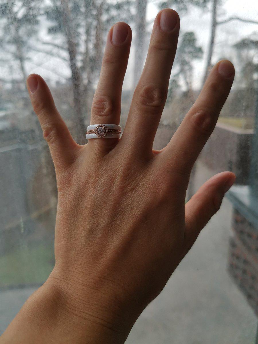 Очень люблю свое кольцо!