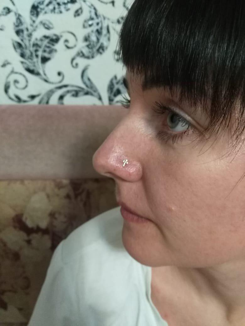 Пирсинг для носа