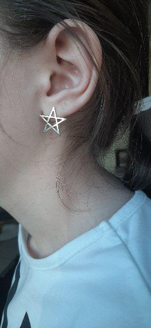 Сережки-Звезды