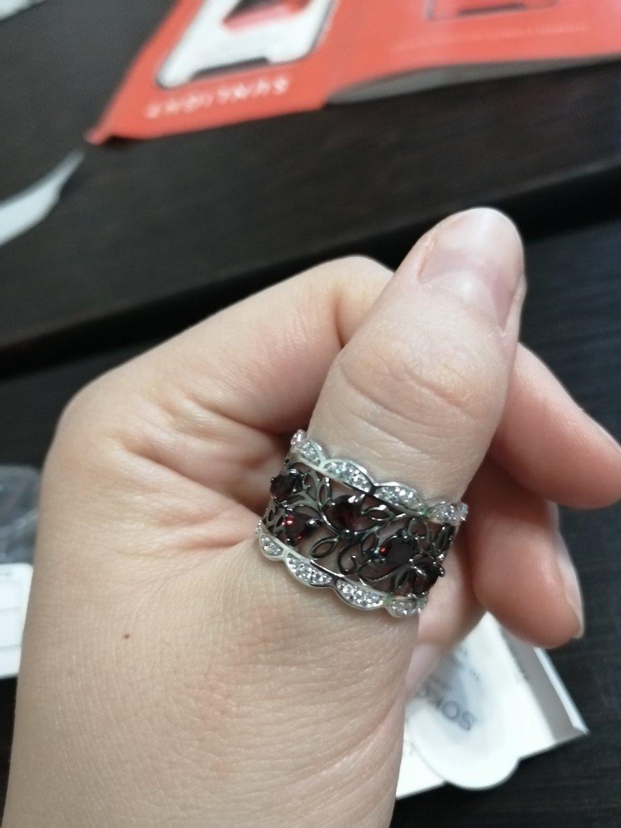 Очень красивое кольцо. Как на фото
