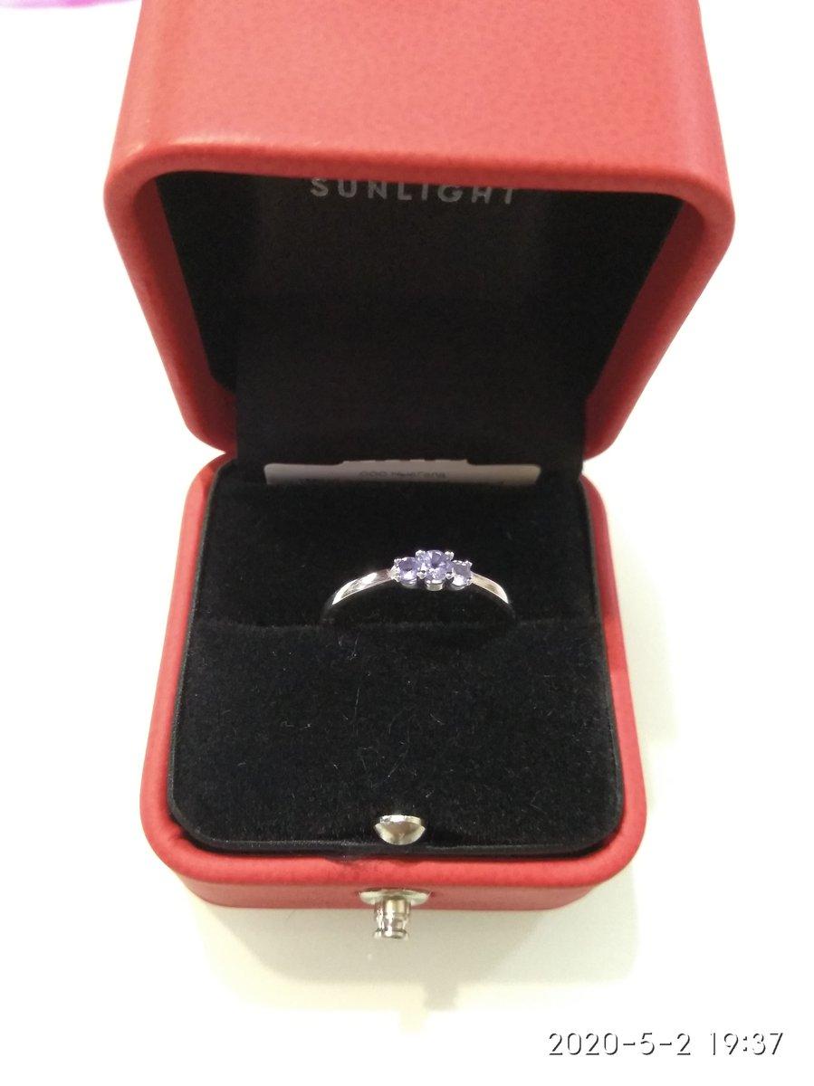 На фото другое кольцо